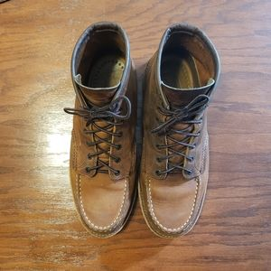Red Wing Heritage Moc Toe Boots 11.5 EE